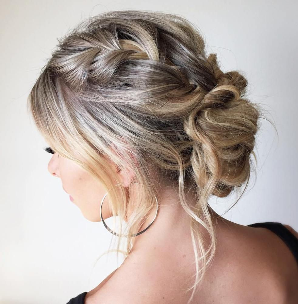 "Messy Low Bun With A Braid<p><a href=""http://www.homeinteriordesign.org/2018/02/short-guide-to-interior-decoration.html"">Short guide to interior decoration</a></p>"
