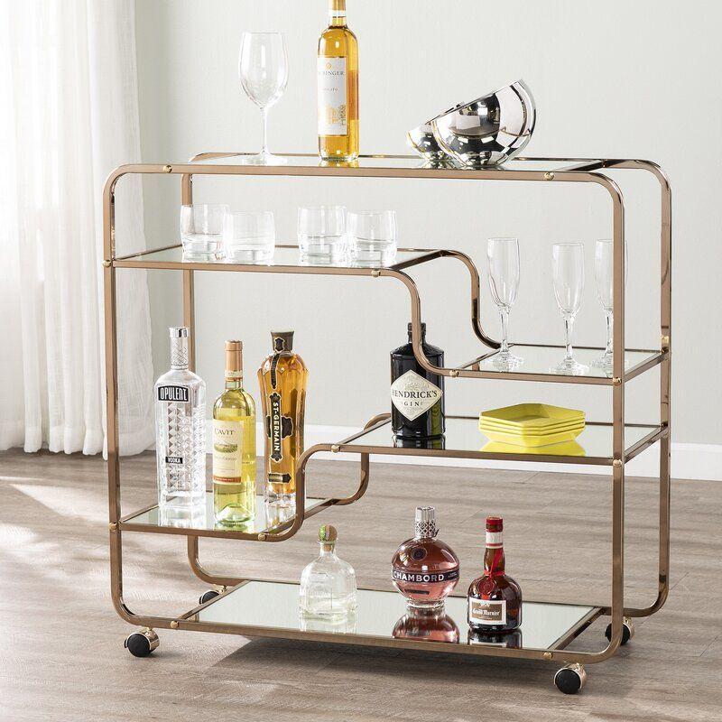 Thayer Bar Cart