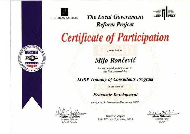 design of certificate of participation hitecauto - certificate of participation free template