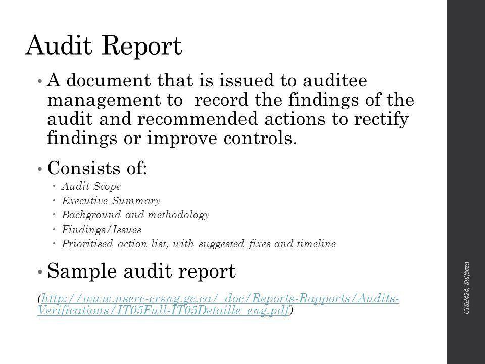 Sample Audit Report Template 14 Internal Audit Report Templates - sample company report
