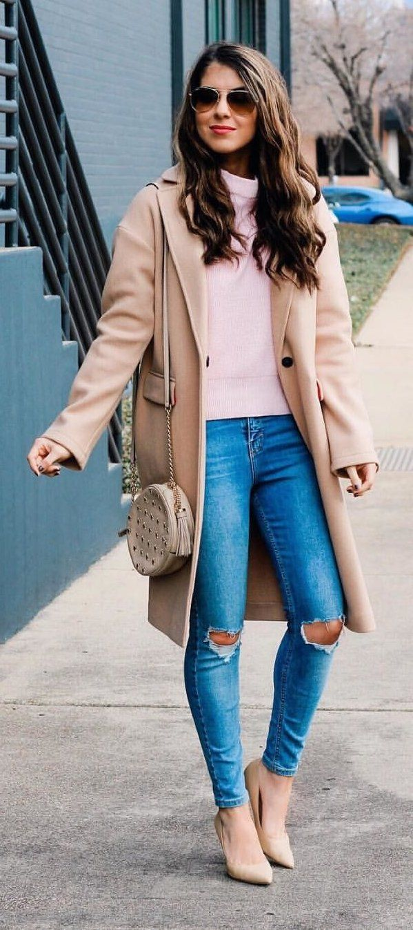 brown and black pants #winter #outfits