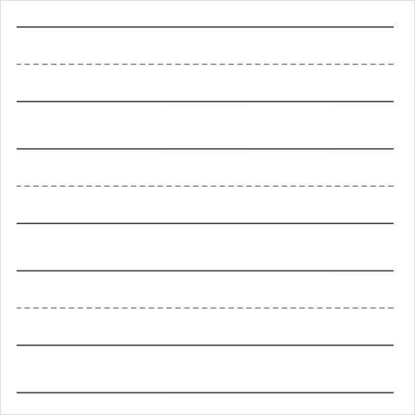 Print Lined Writing Paper  NodeResumeTemplatePaasproviderCom