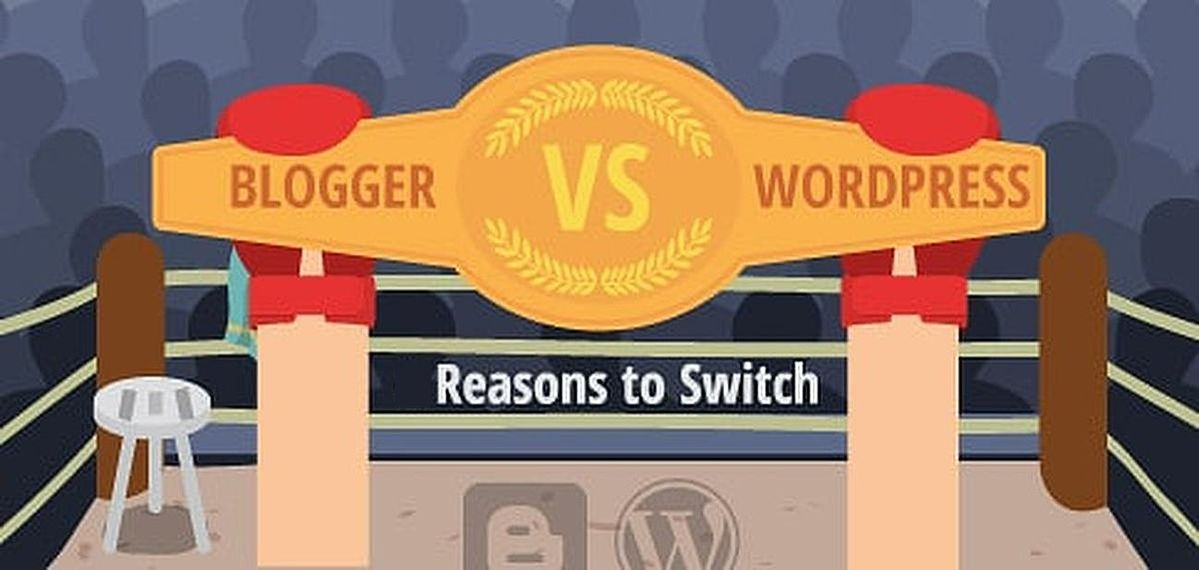 Is WordPress Free? Blogger vs WordPress