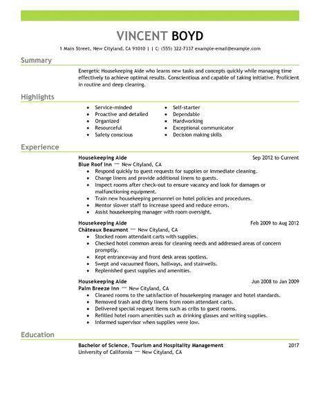hotel porter sample resume resume sample food server dining room - Hotel Porter Sample Resume