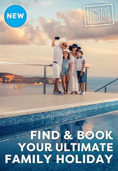 Find your ultimate family holiday with Family Traveller Holidays