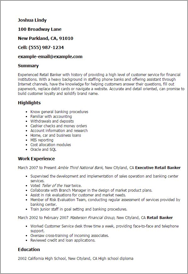 Phone Banker Sample Resume phone banker resume - telephone banker sample resume