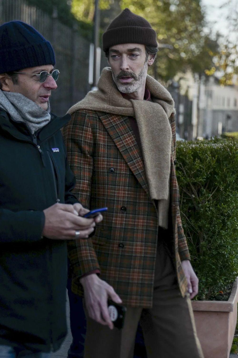 Pitti Uomo: the Best Street Style | GQ