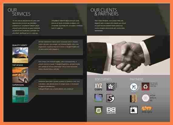 Templates Of Company Profiles Customizable Company Profile - business profile template