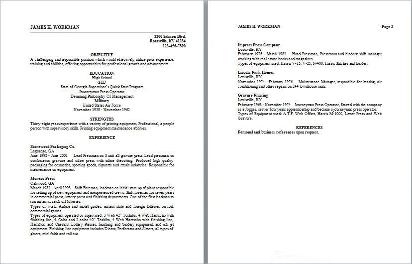 Elevator Mechanic Sample Resume Unforgettable Entry Level Mechanic - elevator operator sample resume