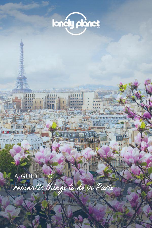 Romantic things to do in Paris