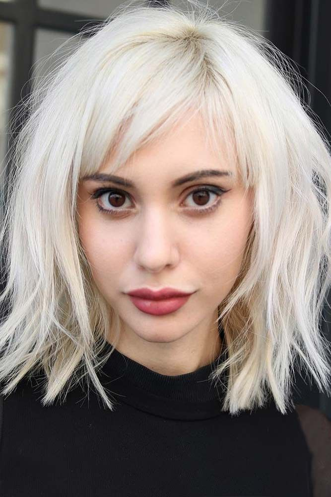 """Edgy Bob With Bangs <a class=""""pintag"""" href=""""/explore/bangs/"""" title=""""#bangs explore Pinterest"""">#bangs</a> <a class=""""pintag"""" href=""""/explore/bob/"""" title=""""#bob explore Pinterest"""">#bob</a> ★ Explore how to style side bangs. They can be swept to a side, left wispy or choppy. A side fringe looks awesome on bob and shoulder length hairstyles. ★ See more: <a href=""""https://glaminati.com/side-bangs-haircuts/"""" rel=""""nofollow"""" target=""""_blank"""">glaminati.com/…</a> <a class=""""pintag"""" href=""""/explore/glaminati/"""" title=""""#glaminati explore Pinterest"""">#glaminati</a> <a class=""""pintag"""" href=""""/explore/lifestyle/"""" title=""""#lifestyle explore Pinterest"""">#lifestyle</a><p><a href=""""http://www.homeinteriordesign.org/2018/02/short-guide-to-interior-decoration.html"""">Short guide to interior decoration</a></p>"""