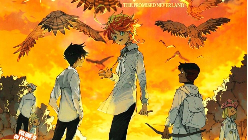 Promised Neverland chapter 100 spoilers