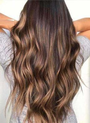 Balayage Hair Colors for 2018 #ombrehairtrends