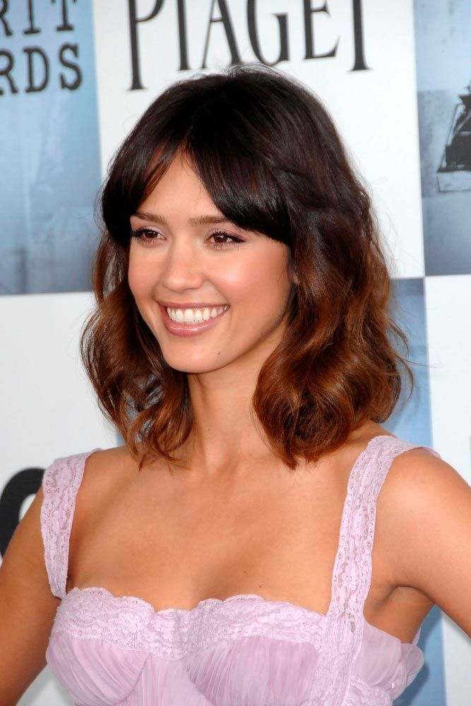 "Feminine Curly Lob With Ombre <a class=""pintag"" href=""/explore/jessicaalba/"" title=""#jessicaalba explore Pinterest"">#jessicaalba</a> <a class=""pintag"" href=""/explore/ombrehair/"" title=""#ombrehair explore Pinterest"">#ombrehair</a> <a class=""pintag"" href=""/explore/brownhair/"" title=""#brownhair explore Pinterest"">#brownhair</a> ★ Medium length hairstyles have a big number of perks, and that is why women all around the world choose to sport them. Any woman can find a flattering style for her. To help you do that, we have created a photo gallery featuring the most complimenting styles. ★  <a class=""pintag"" href=""/explore/glaminati/"" title=""#glaminati explore Pinterest"">#glaminati</a> <a class=""pintag"" href=""/explore/lifestyle/"" title=""#lifestyle explore Pinterest"">#lifestyle</a> <a class=""pintag"" href=""/explore/mediumlengthhairstyles/"" title=""#mediumlengthhairstyles explore Pinterest"">#mediumlengthhairstyles</a><p><a href=""http://www.homeinteriordesign.org/2018/02/short-guide-to-interior-decoration.html"">Short guide to interior decoration</a></p>"