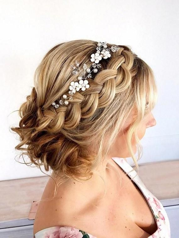 "Wedding Hair Vine, Bridal Headband, Wedding Hair Accessories, Wedding Headband, Vine Headpiece, Brid <a class=""pintag"" href=""/explore/Weddinghairstyles/"" title=""#Weddinghairstyles explore Pinterest"">#Weddinghairstyles</a><p><a href=""http://www.homeinteriordesign.org/2018/02/short-guide-to-interior-decoration.html"">Short guide to interior decoration</a></p>"