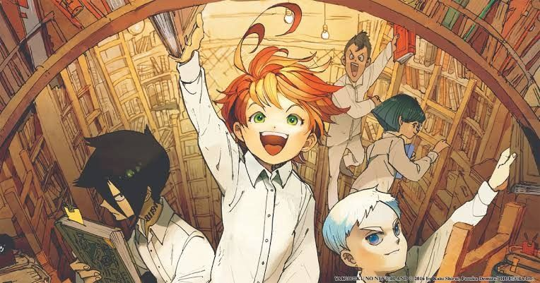 Promised Neverland 100 release date