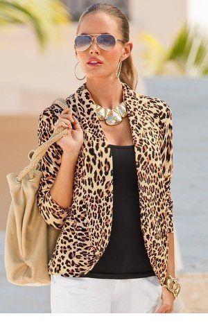 Nice leo blazer