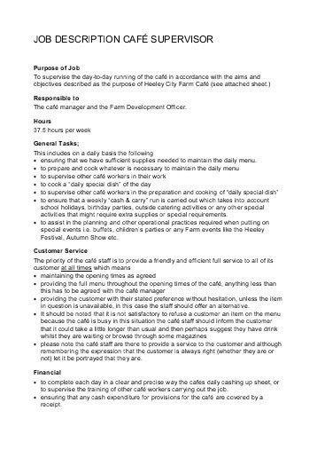 retail supervisor job description sales resume retail job resume
