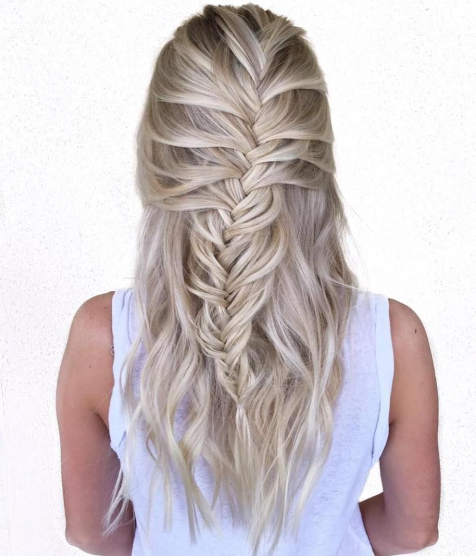 "Blonde Half Updo With A Braid<p><a href=""http://www.homeinteriordesign.org/2018/02/short-guide-to-interior-decoration.html"">Short guide to interior decoration</a></p>"