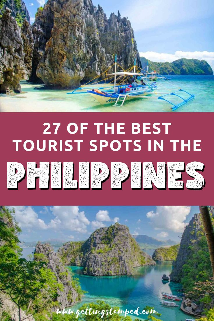 Travel Experts Choice: 27 of the Best Tourist Spots in the Philippines