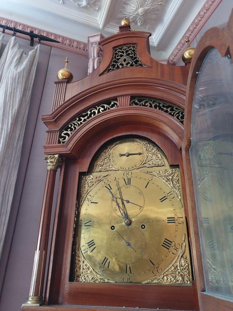 5449d3c6 Английские напольные часы. Продажа в Москве 10000$ | Часы напольные ...