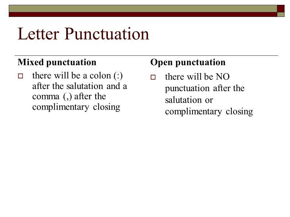 cover letter punctuation - Onwebioinnovate
