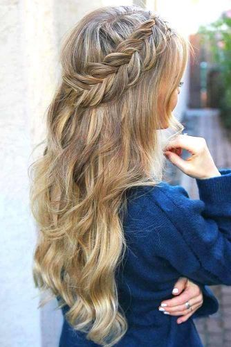 """Gorgeous Ideas of Dutch Braid Hairstyles 2018 – My Stylish Zoo <a class=""""pintag"""" href=""""/explore/Braidedhairstyles/"""" title=""""#Braidedhairstyles explore Pinterest"""">#Braidedhairstyles</a><p><a href=""""http://www.homeinteriordesign.org/2018/02/short-guide-to-interior-decoration.html"""">Short guide to interior decoration</a></p>"""