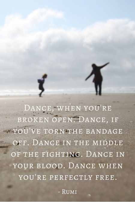 dance it out (because this is self-care) — Liz Lamoreux