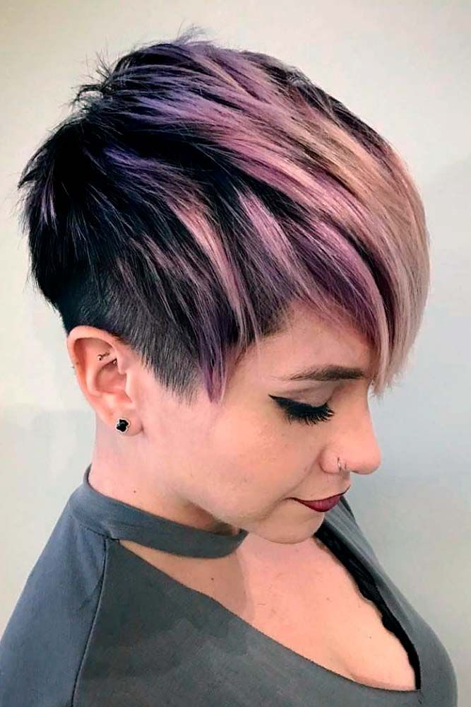 Classy Straight Pixie #pinkhair #ombrehair ★  A long pixie cut is something that every woman should try in her life! Here, we are sharing the latest ideas of pulling off the trend. Edgy asymmetrical variations, ideas with undercut and bangs, and messy curly looks for blonde and brunette girls are waiting for you. #glaminati #lifestyle #longpixiecut