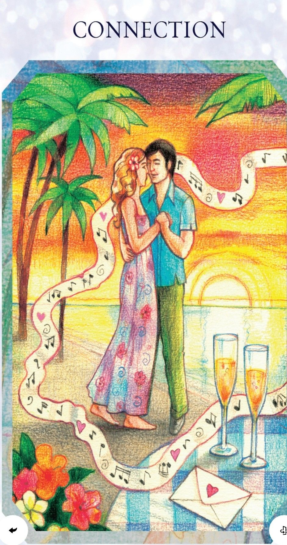 True Love Reading Cards Connection You Have Found This Cards Today Because The Universe Feels Your Heart Yearning F Oracle Cards Love Oracle Love Tarot Card