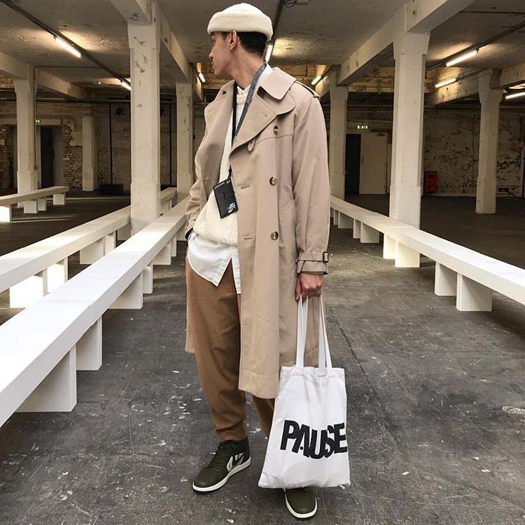 Camel tones 🐪 | @zainbadat #style #streetwear #mensfashion