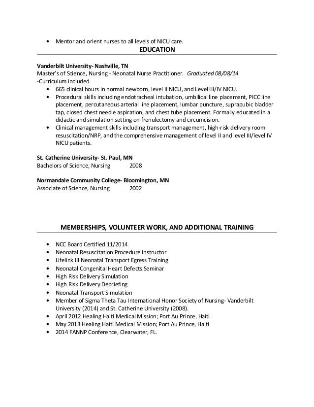 International travel nurse cover letter