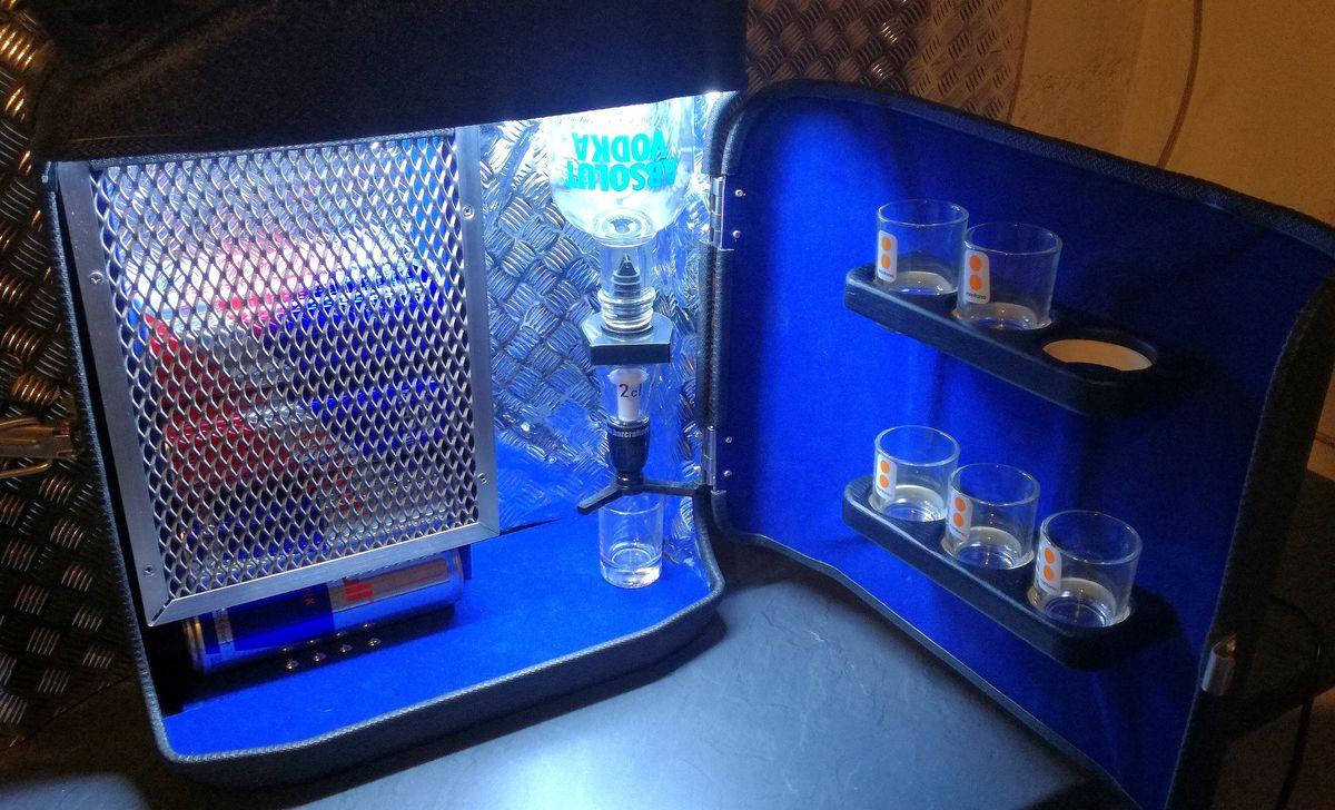 Vodka Kanister