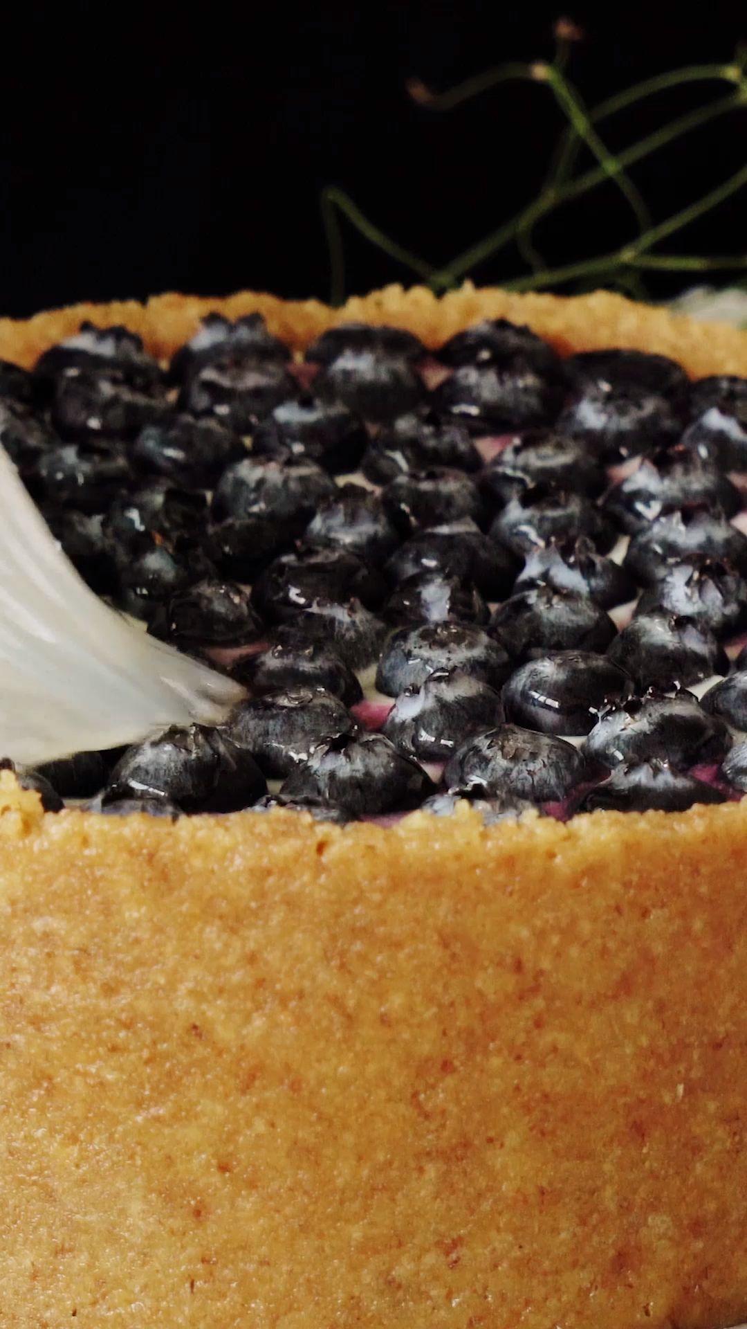 Cheesecake Marmolado de Arándanos