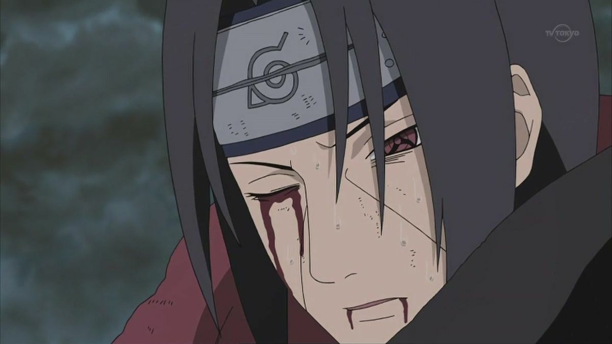 Itachi Uchiha overpowered