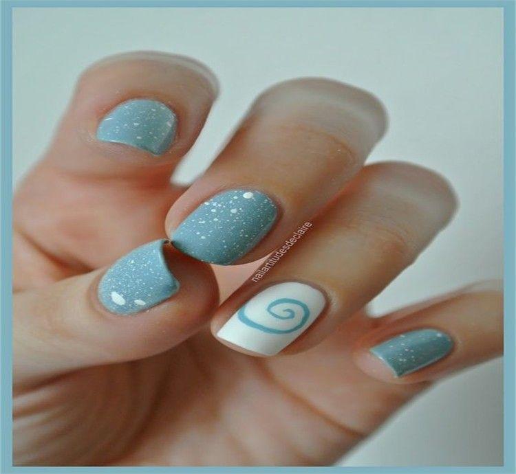 30+ Glamorous Short Acrylic Nail Art Designs – Fashonails