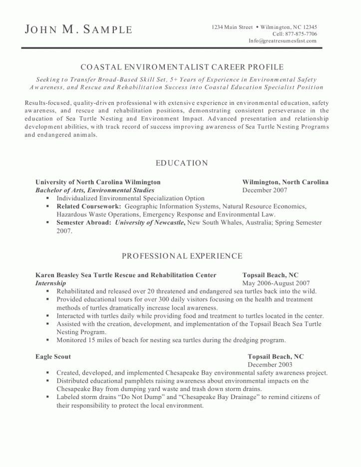 Instructional Technology Specialist Sample Resume ...