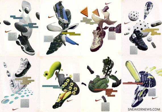 Classic Nike Print Ads – 1995-96 – SneakerNews.com