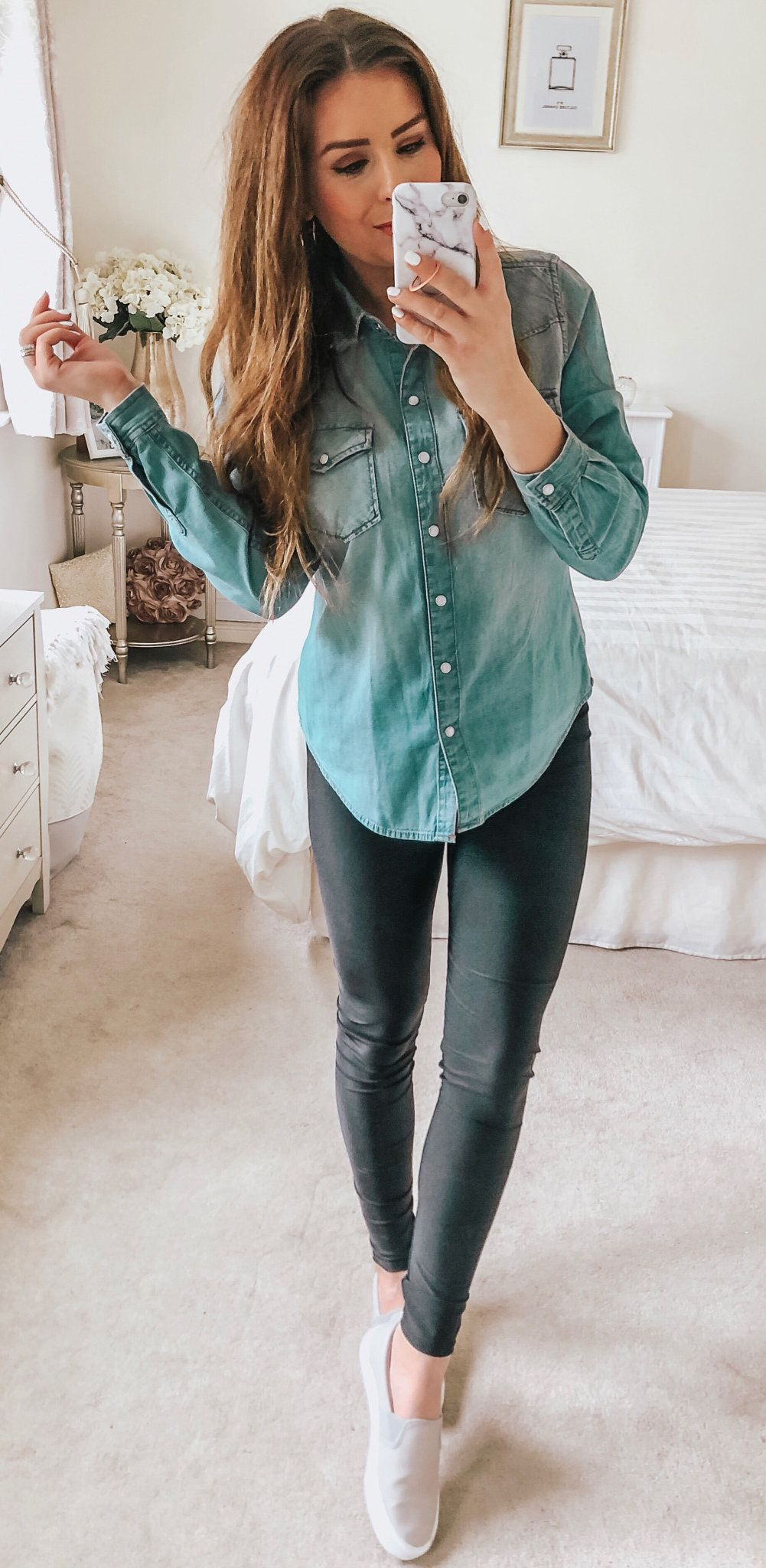 black skinny jeans #summer #outfits