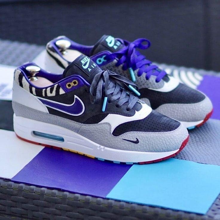 Sneakers – Nike Air Max 1 Image Description Nike Air Max 1 Bespoke