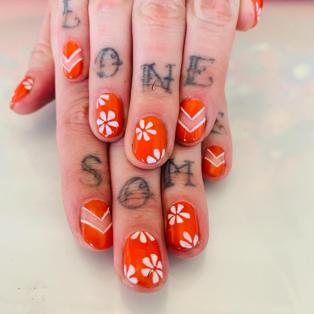 60+ Nail Art Ideas For Spring 2019 – Our Nail