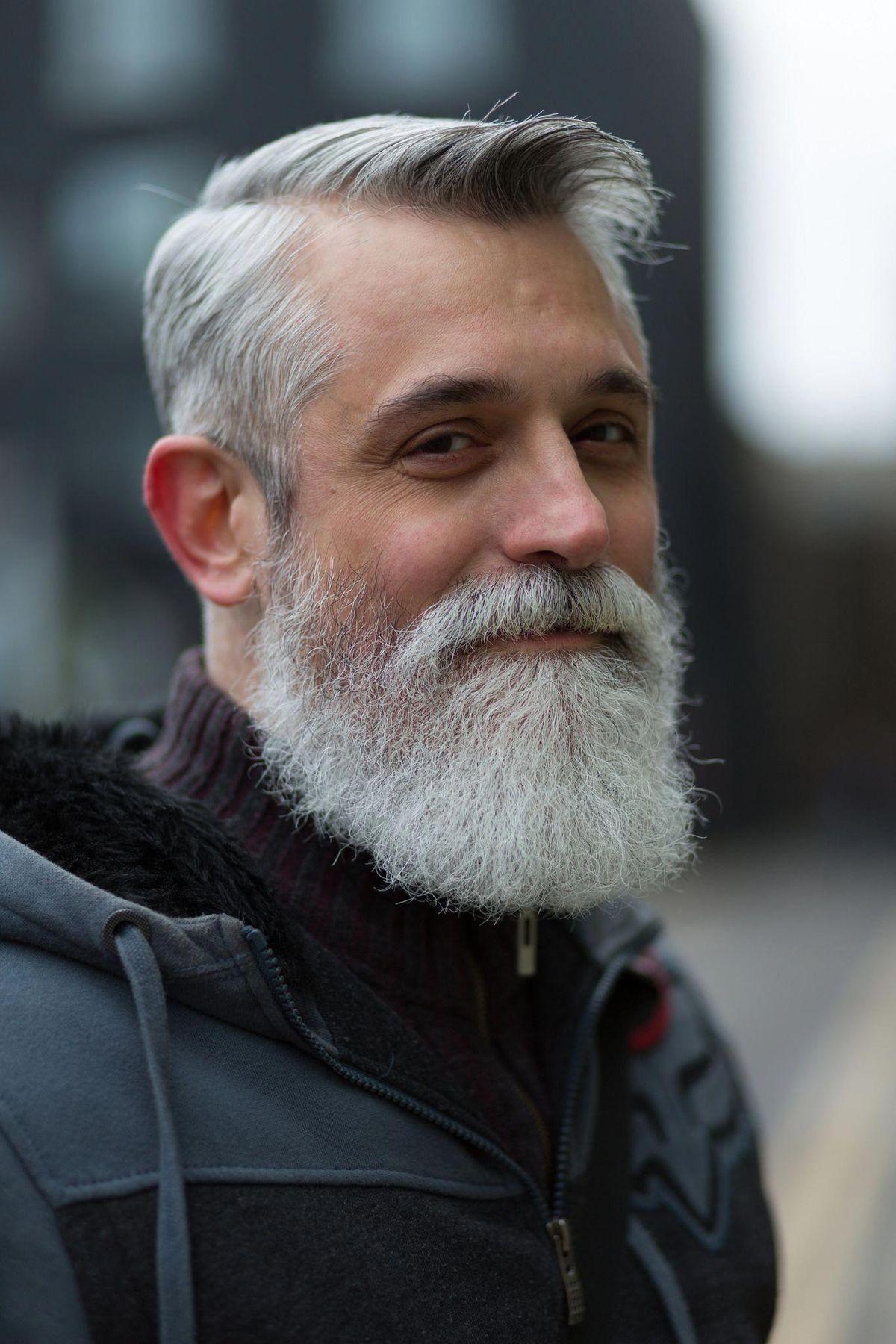 guys with beards #Beards