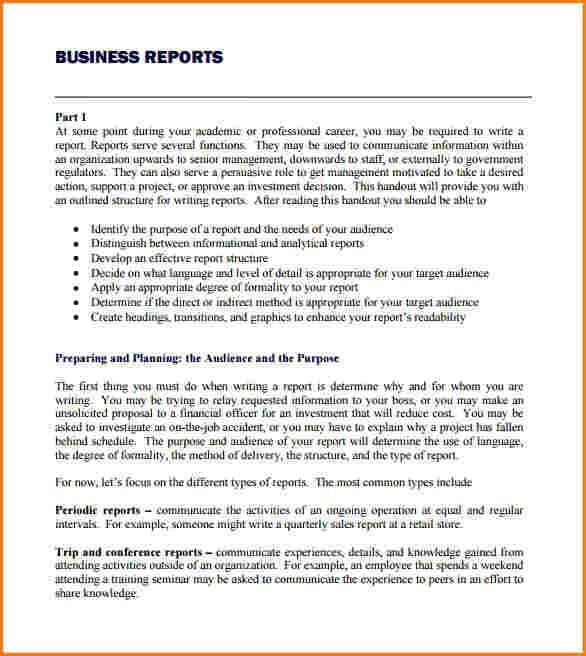 Professional Business Report Template 5 Professional Report - company report template