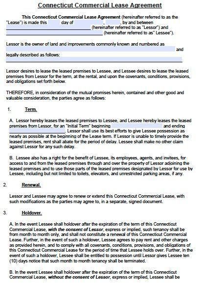 Lease Agreement Template In Word Rental Agreement Template 24 - lease agreements sample
