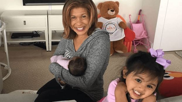 Hoda Kotb Adopted A Second Daughter, And She Is The Cutest!