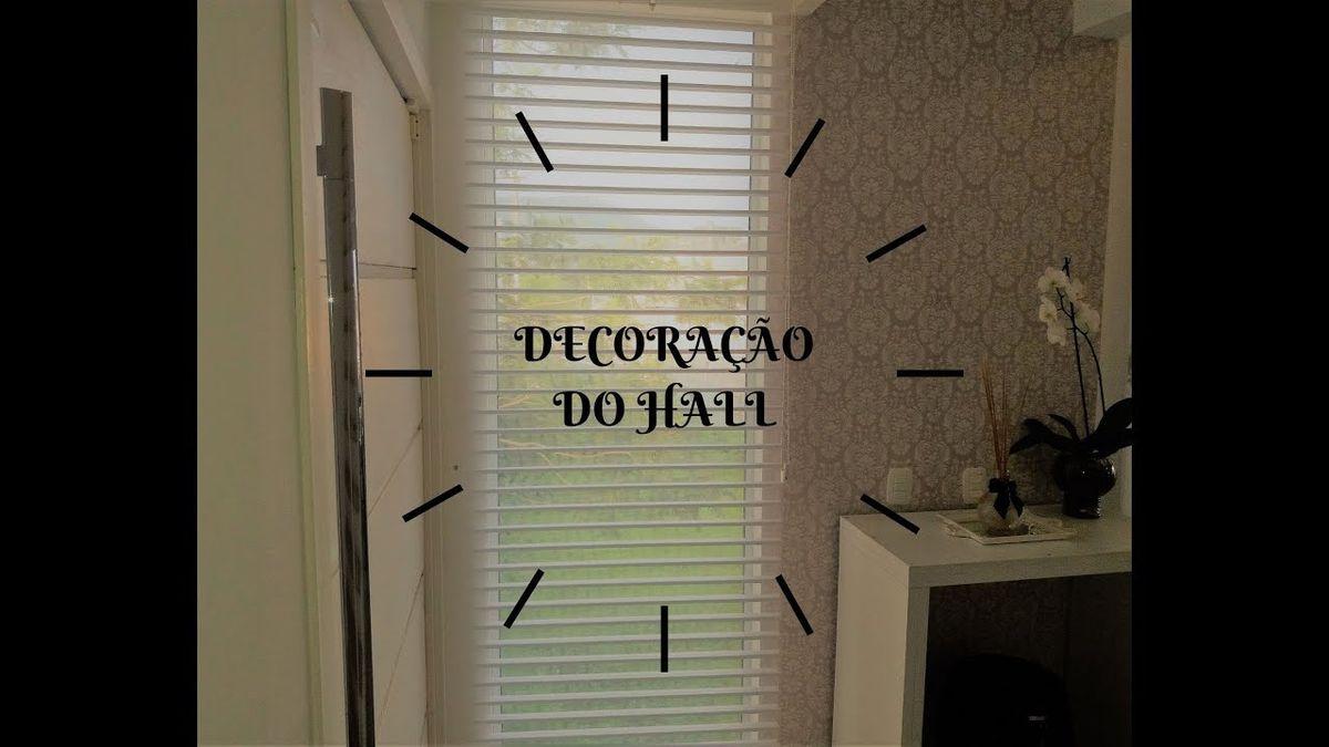 TOUR NO HALL DE ENTRADA - DICAS DE DECORAÇÃO