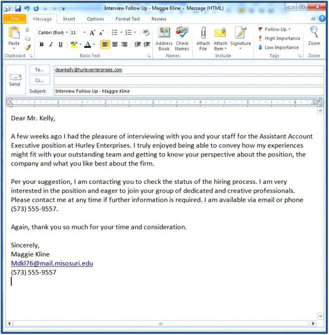 Email Format For Sending Resume 6 Easy Steps For Emailing A - when emailing a resume