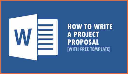 microsoft word proposal templates