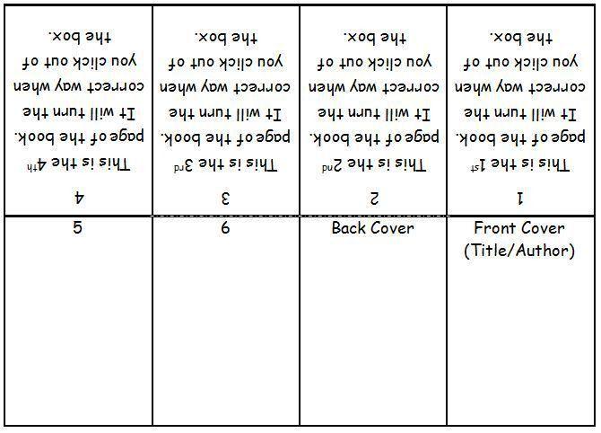 Booklet Template Microsoft Word 3 Microsoft Word Book Template - microsoft word book template