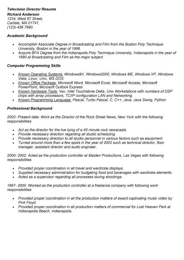 resume for promotion in same company hobbies to put on a new cover